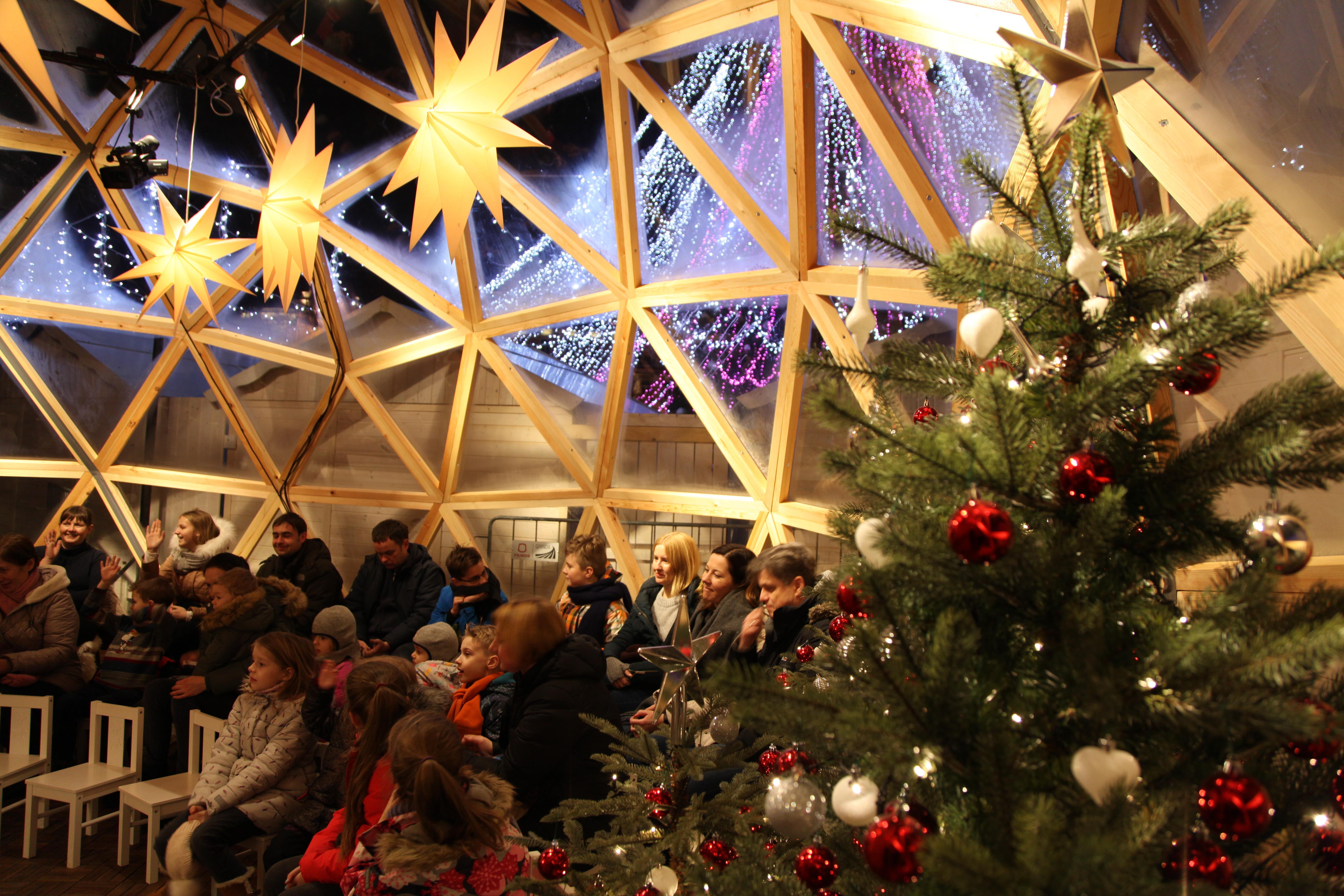 Christmas Images.Christmas In Vilnius 2017 Kalėdos Sostinėje