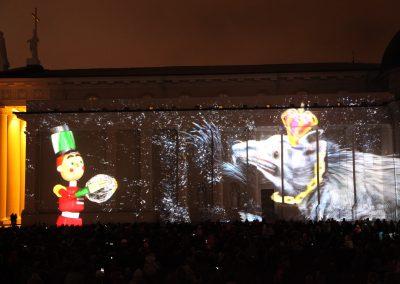 Kalėdos sostinėje 2017