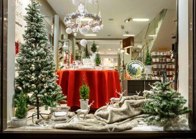 Gražiausia Vilniaus kalėdinė vitrina 2017 - II vieta