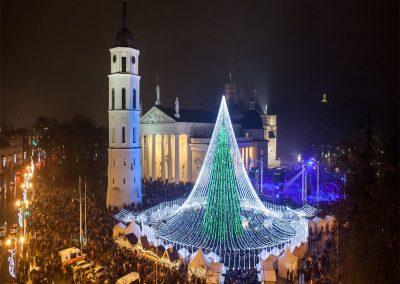 Kalėdos sostinėje 2016
