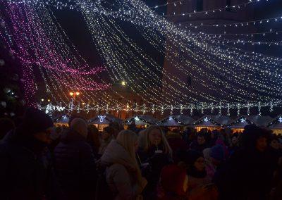 Рождество в Вильнюсе 2017