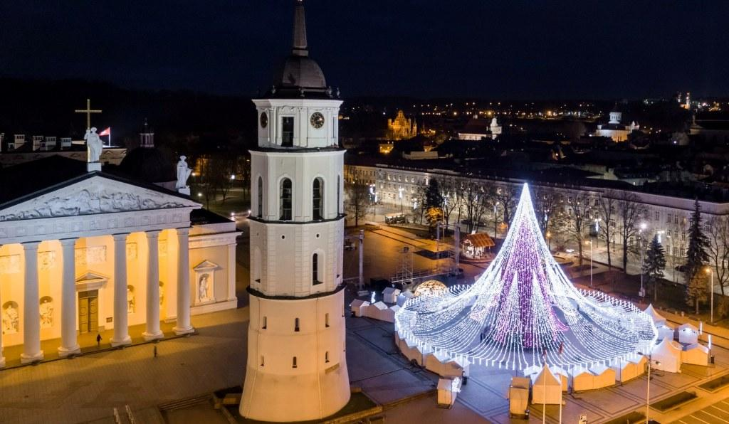Christmas Town 2019.The Christmas Towncathedral Square And Town Hall Square