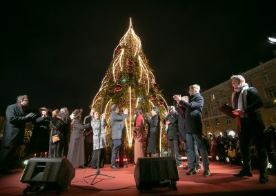 The Christmas in Vilnius 2019