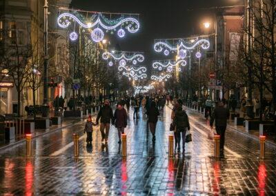 Kalėdos sostinėje 2020